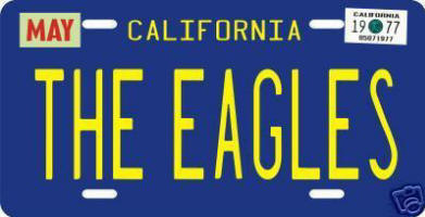 Eaglesのナンバープレート(Eagles_License_plate.jpg)